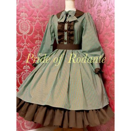 チョコミントドレス